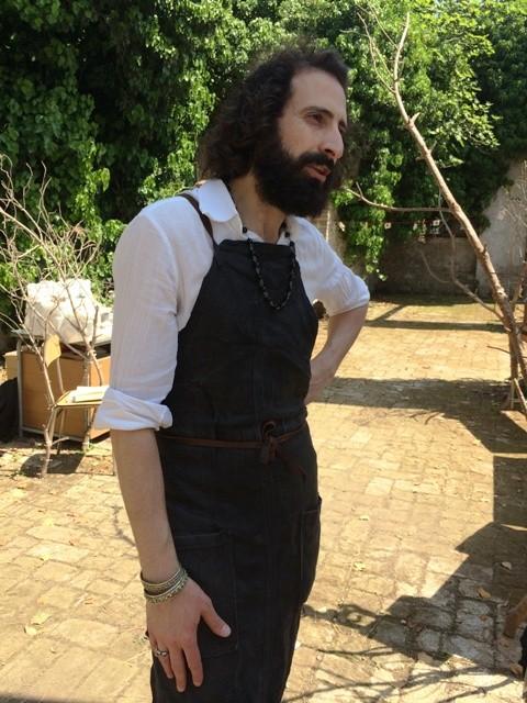 Meo Fusciuni aka The cousin of Fabio Quaranta, photo by N