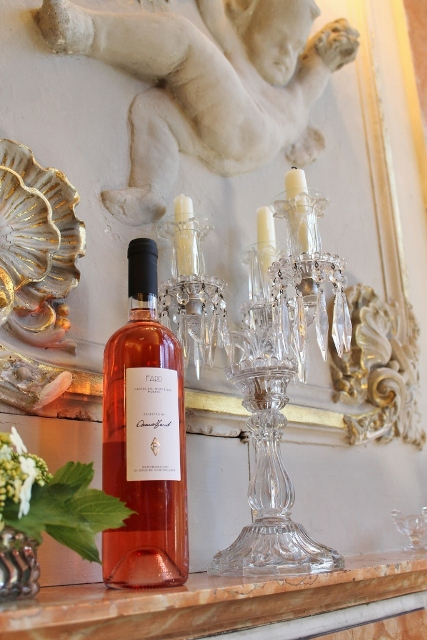 Fard (Rosé wine), featuring in AVF, a selection of wines curated by Anna Venturini Fendi