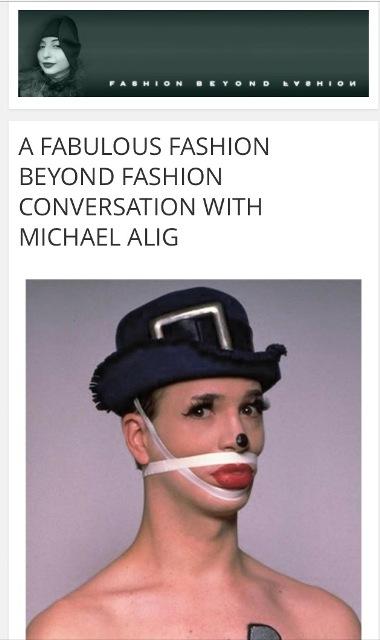 Michael Alig on FBF
