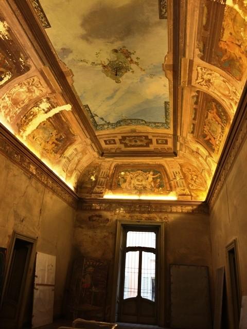 Brescia, Palazzo Guaineri delle Cossere, photo by N