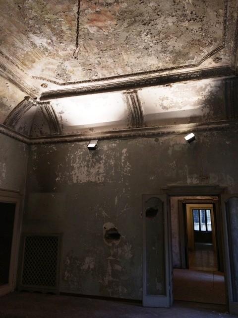 wonders and mystery, the interiors of Brescia, Palazzo Guaineri delle Cossere, photo by N