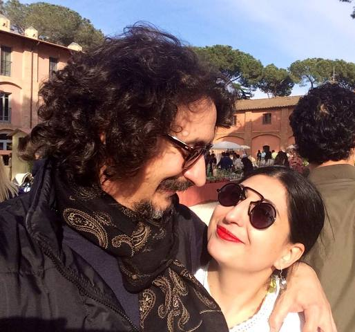 A smashing artist, Sergio Cammariere and me