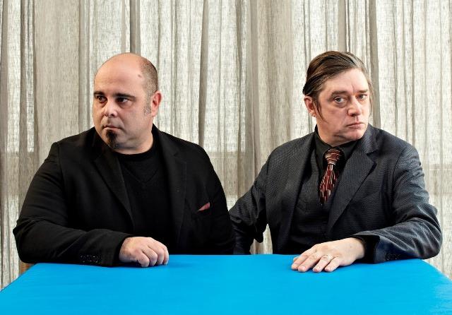 Teho Teardo and Blixa Bargeld