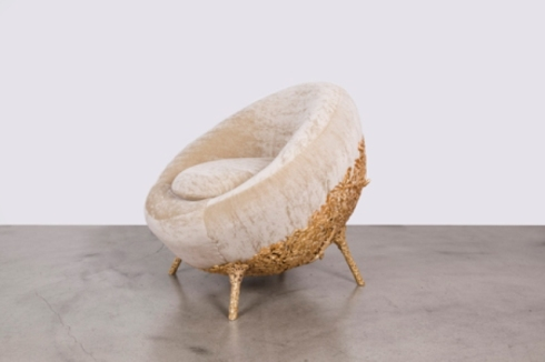 Fernando and Humberto Campana, Lina armchair, 2014, edited by Galleria O