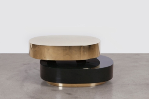 Gabriella Crespi, Ellisse side table, 1976