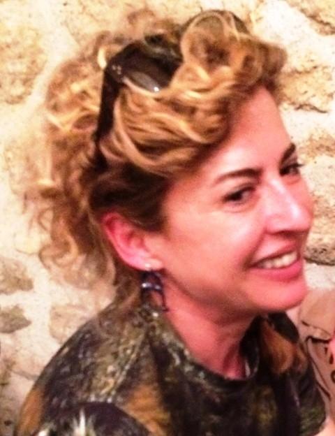 Ilaria Venturini Fendi, photo by N