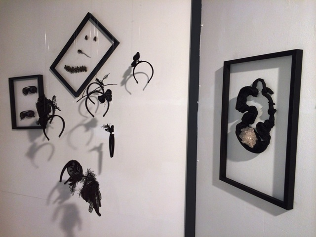 Eyewear Frank Lo, jewelry Vernissage Project, head accessories Olga Pong, necklace Myriam B., photo by N