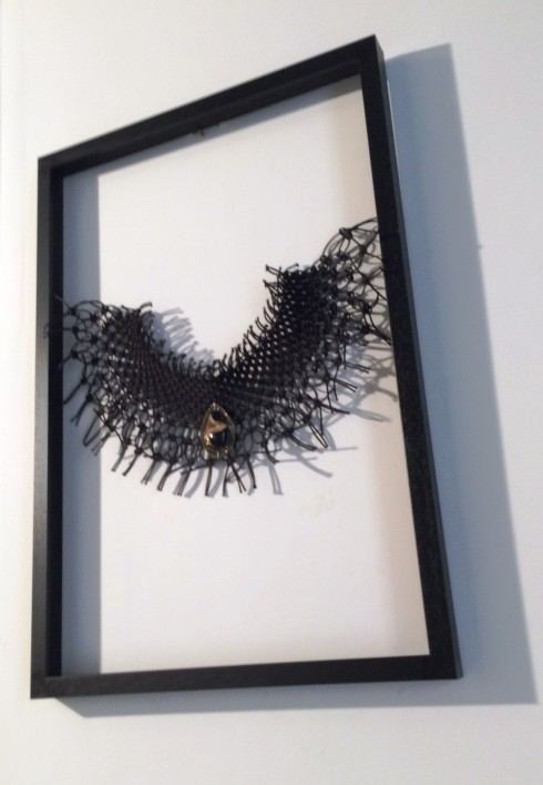 Necklace Lucia Odescalchi, photo by N
