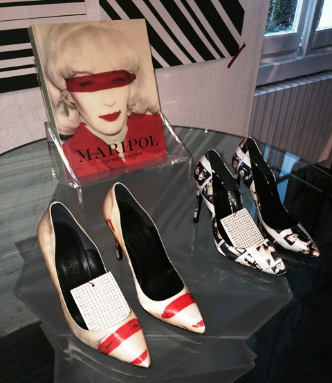 Maripol for Each x Other at Milan 10 Corso Como, photo by N