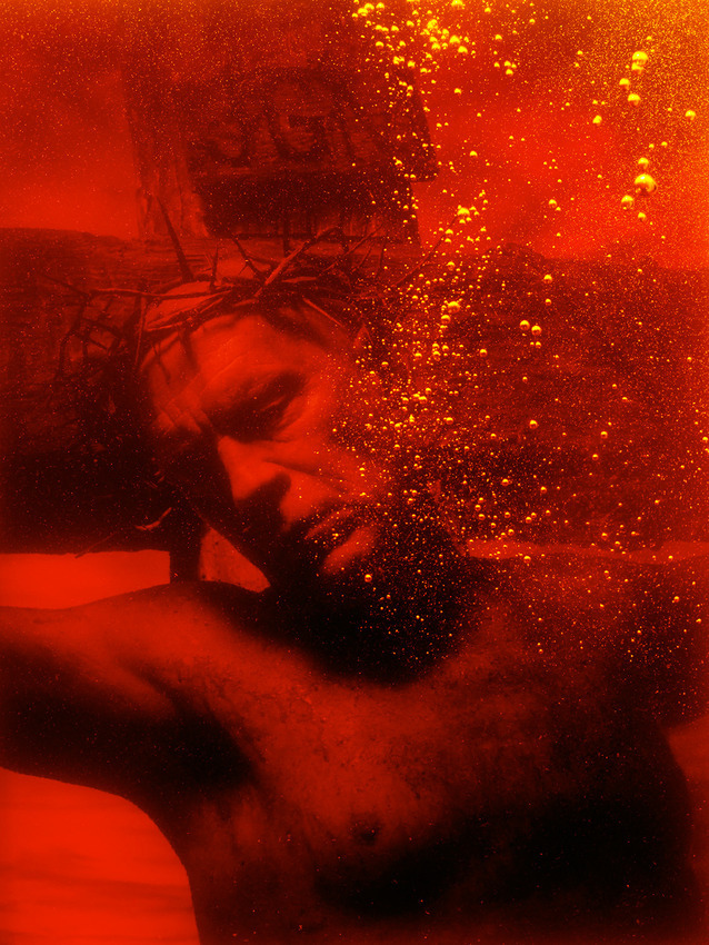 piss christ picture