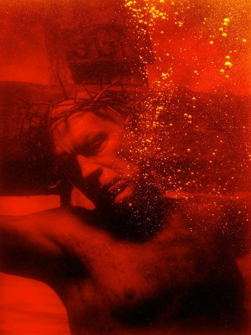 Sandro Miller, Andres Serrano / Piss Christ (1987), 2014