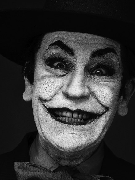 Sandro Miller, Herb Ritts / Jack Nicholson, London (1988) (A), 2014, photo courtesy of Catherine Edelman Gallery