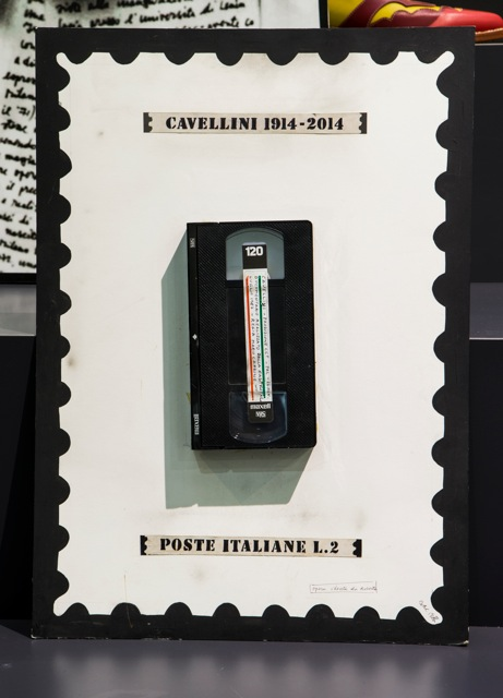 A work ideated by Roberta Valentini, photo courtesy of Alessandro Boccingher