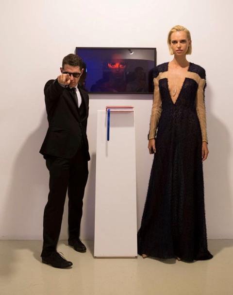 Griffin & Masha, photo courtesy Present Future Film