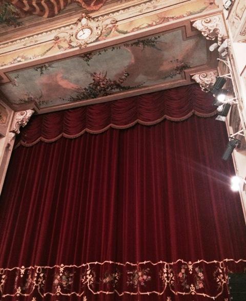 The Bonifacio Asioli Public Theatre