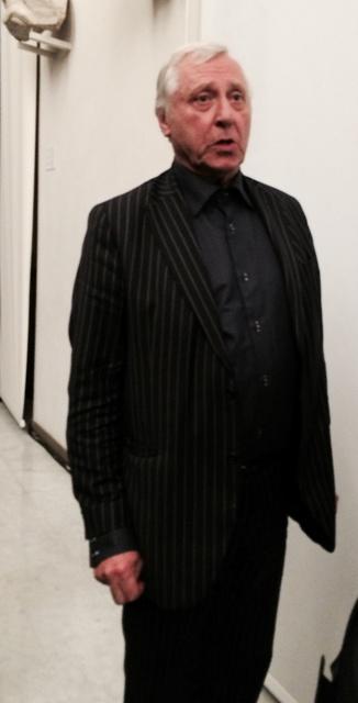 Peter Greenaway, photo by N