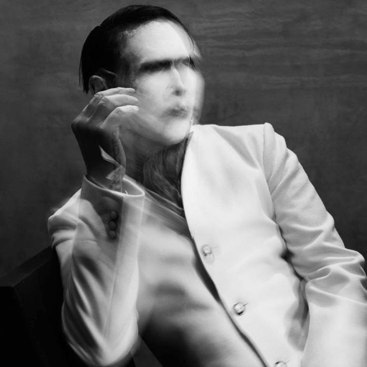 """""""The pale emperor"""", by Marilyn Manson"""