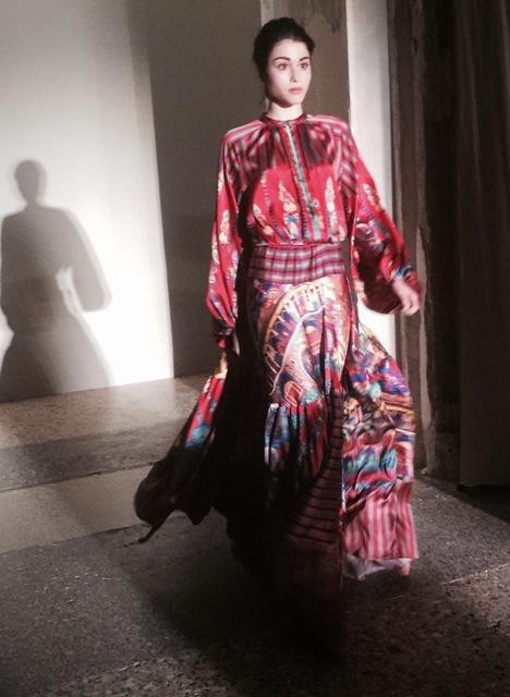 Stella Jean Spring/Summer 2015, photo by N
