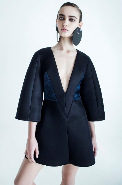Sylvio Giardina Fall/Winter 2015-2016, photo by Tania Alineri