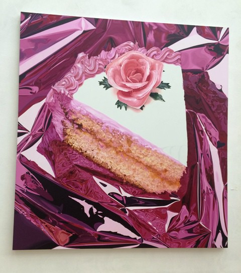 Jeff Koons, Cake, 1995-1997, private collection, photo by N