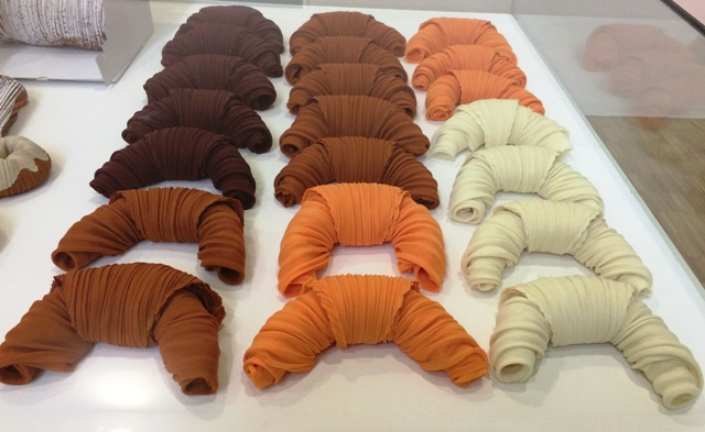 Pleats please by Issey Miyake, photo by N