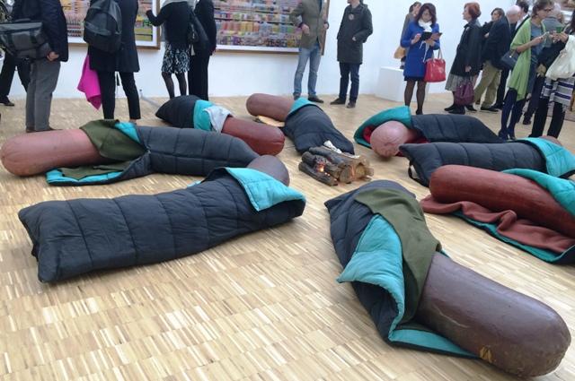 Thomas Demand, Stove, 2014, courtesy of the artist, VG Bild-Kunst, Bonn,  Sprüth Magers, photo by N