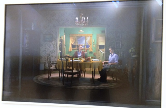 Gregory Crewdson, Untitled (Sunday roast), 2005, courtesy of the artist and Gagosian Gallery, New York, photo by N