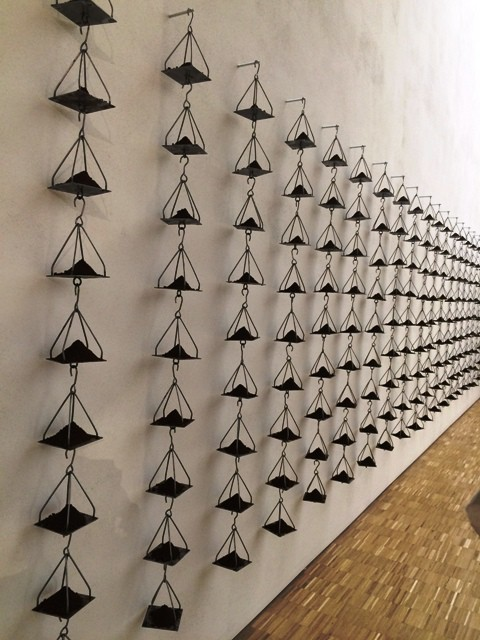 Jannis Kounellis, Untitled, 2013, courtesy of the artist, photo by N