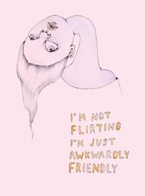 Ambivalently yours