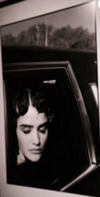 Helena Christensen seen by Arthur Elgort, photo by N