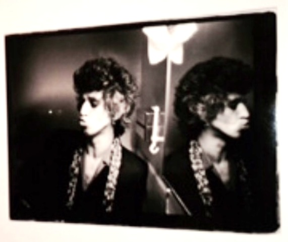 Keith Richards seen by Arthur  Elgort, photo by N