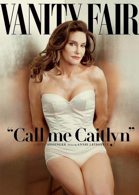 Caitlyn Jenner, photo by Annie Leibovitz