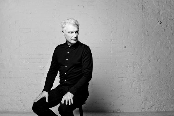 David Byrne, photo by Catalina Kulczar