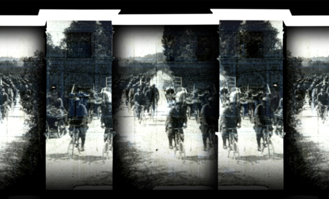 photo courtesy of Invisible cities Urban Multimedia Festival