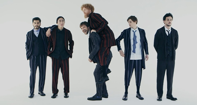 Homme Plissé by Issey Miyake Fall/Winter 2015