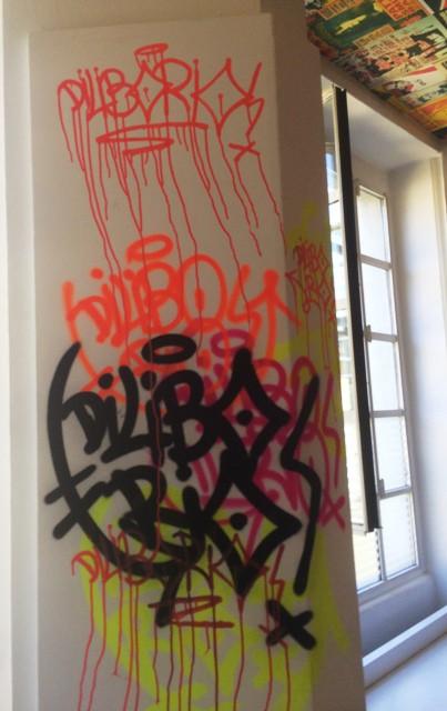 The atelier of Liborio Capizzi, photo by N