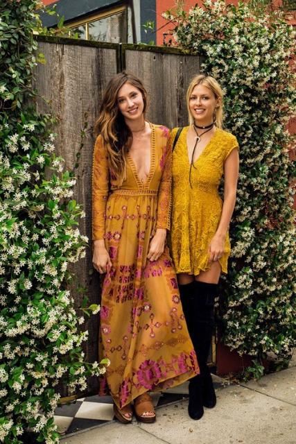 Gillian Rose Kern and Laura Hall