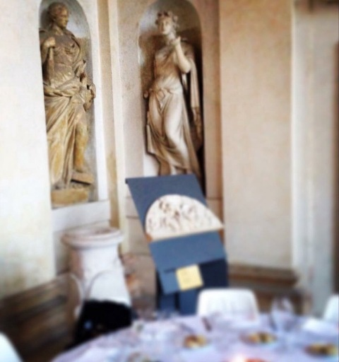 Mantua Palazzo Te, photo courtesy of Barbara Locatelli
