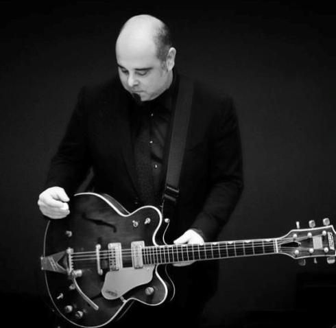 Teho Teardo, photo ccourtesy of Gianluca Gandini