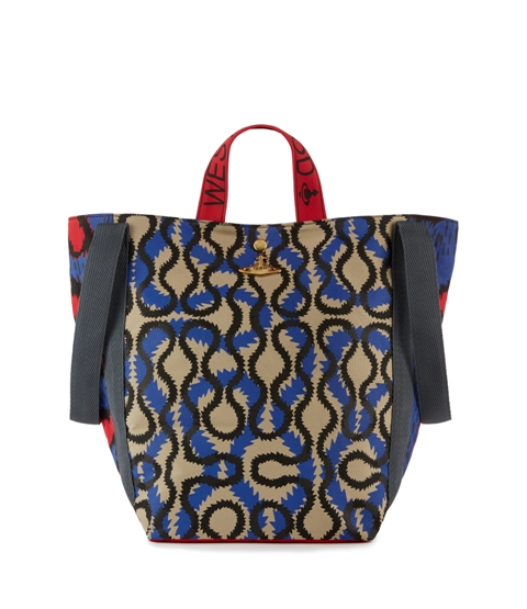 Vivienne Westwood 10th Season Made in Africa Bag x Ethical Fashion Initiative