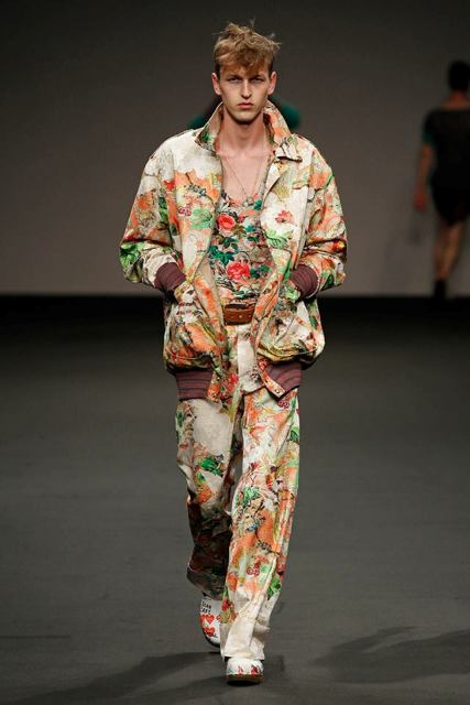Vivienne Westwood Man Spring/Summer 2016