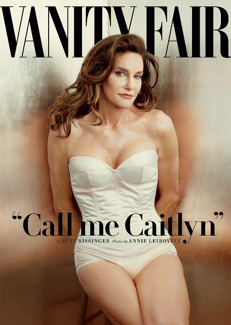 Caitlin Jenner, photo by Annie Leibovitz