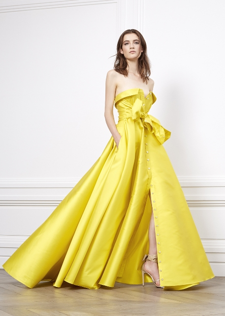 Alexis Mabille, Evening line, Spring/Summer 2016