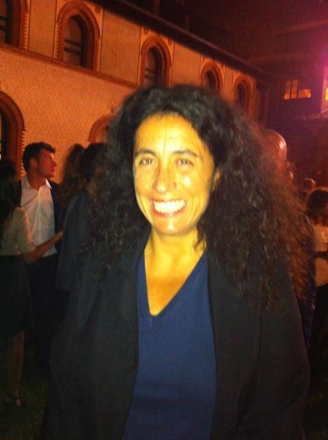 Sara Maino, photo by N