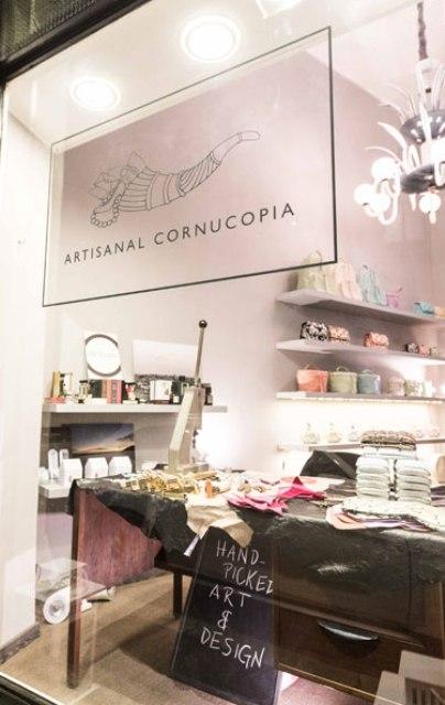 Artisanal Cornucopia, photo by Allucinazione