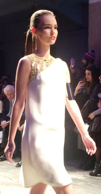 Renato Balestra Spring/Summer 2016, photo by N