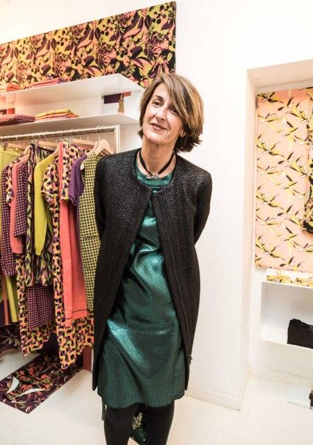 Laura Urbinati, photo by Allucinazione