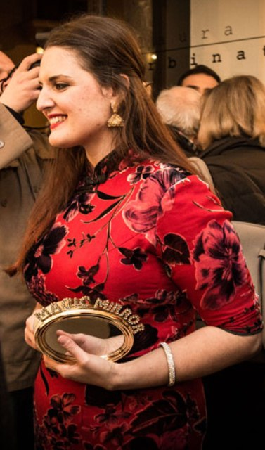 Benedetta Bruzziches, photo by Allucinazione