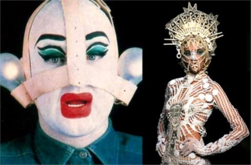 Leigh Bowery/Jean Paul Gaultier
