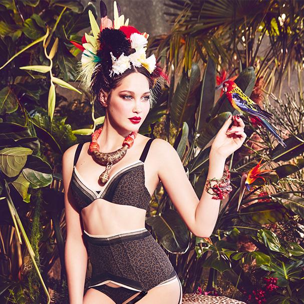 Chantal Thomass lingerie Spring/Summer 2016